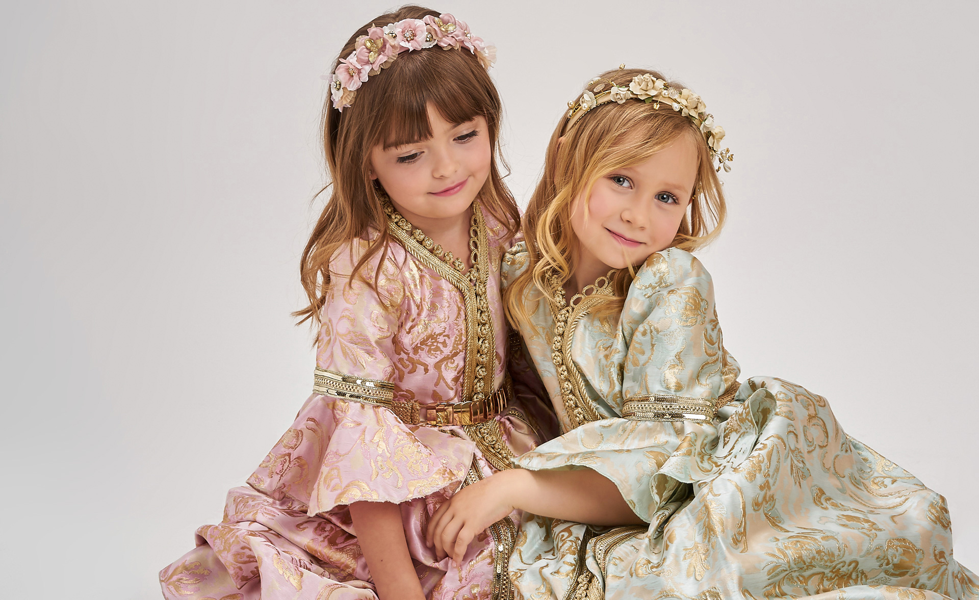 Luxury Ceremony Childrenswear